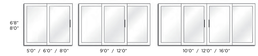 9700 Series Sliding Glass Door Shwinco Windows And Doors